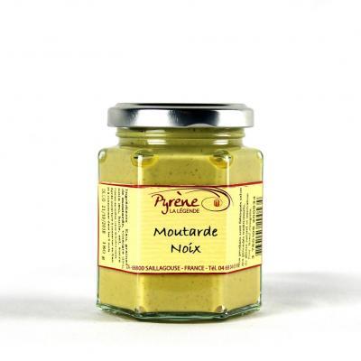 Moutarde aux Noix 180 g