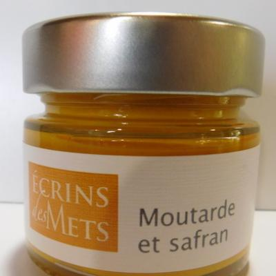 Moutarde au safran