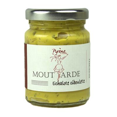 Moutarde Echalote Ciboulette