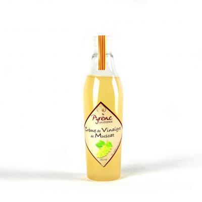Crème de vinaigre au Muscat
