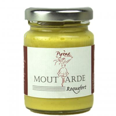 Moutarde au Roquefort