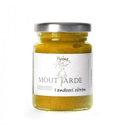 Moutarde tandoori - citron