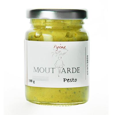 Moutarde au Pesto