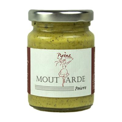 Moutarde aux Poivres