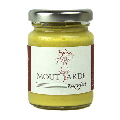 Moutarde au Roquefort