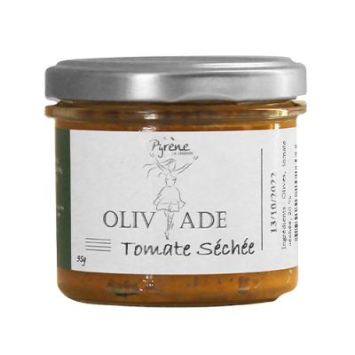 Olivade Verte Tomate Séchée
